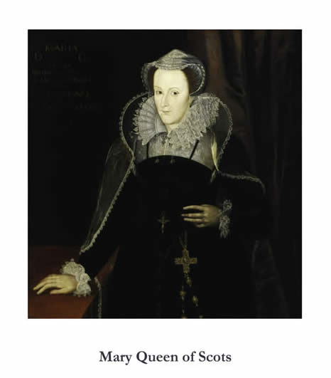 MARY QUEEN OF SCOTS BIOGRAPHY